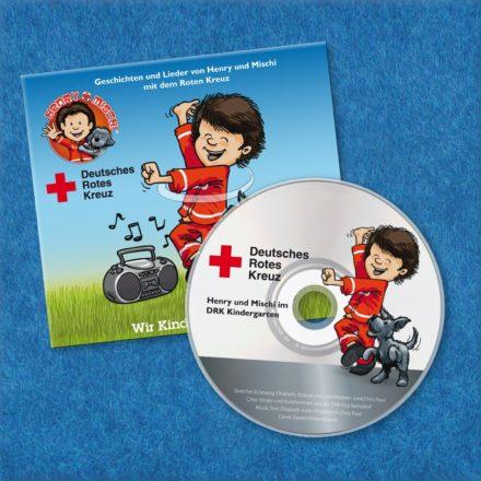 Bild CD Wir Kinder vom DRK